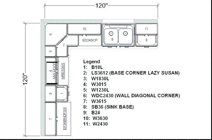 12 x 14 kitchen layout collect this idea
