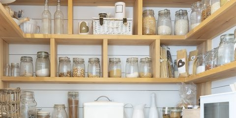 Great post on how to organize kitchen cabinets