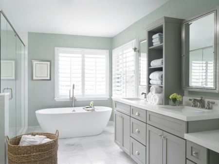 teal bathroom ideas gray and before after updating a half bath laundry small white tile
