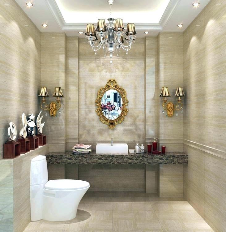 tile borders bathroom