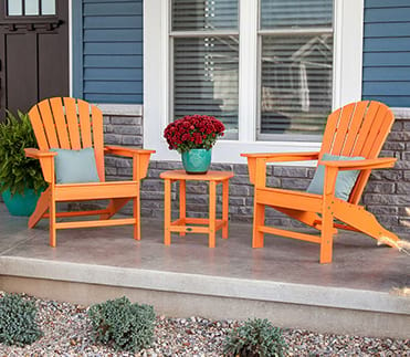 We have outdoor furniture to suit every setting and decor