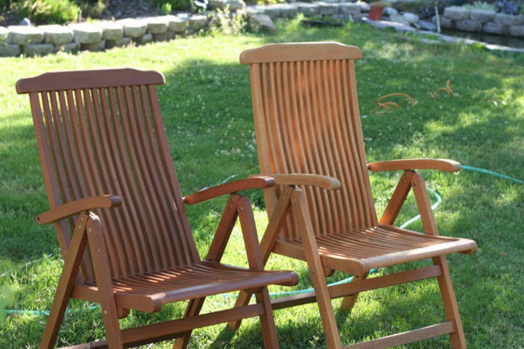 Teak Patio Furniture doesn't require a lot of care and maintenance but there are a few important things to know to keep it looking its best