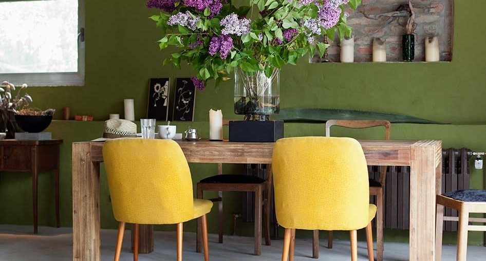 cover chairs in purple velvet? | Decor | Dining room,  Purple rooms, Dining