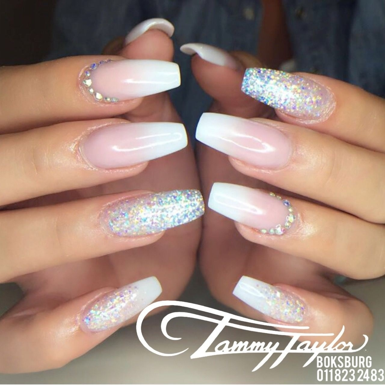 Gel Nails Design Ideas hat ein Foto geteilt
