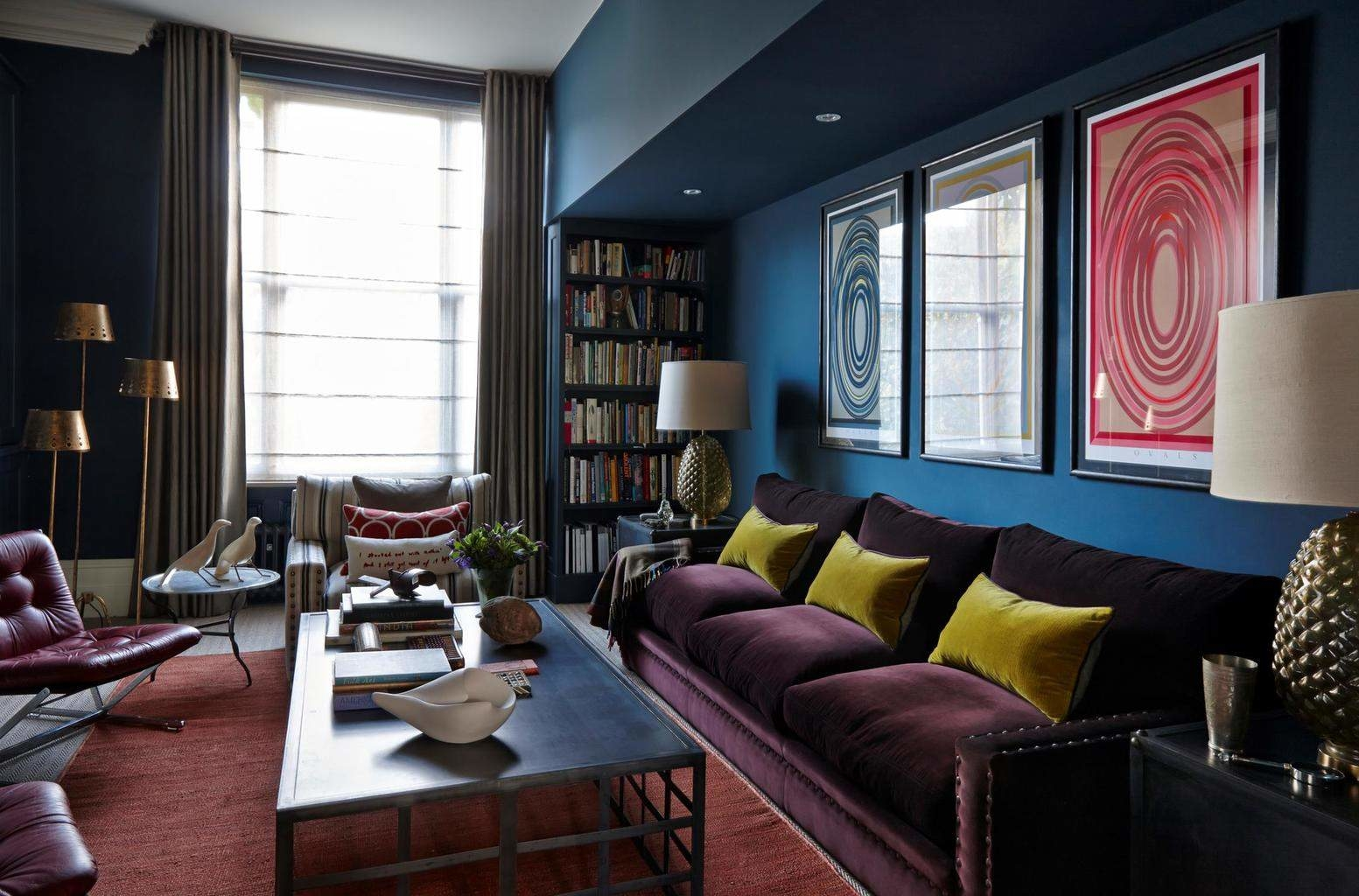 50 Modern Living Room Design Ideas