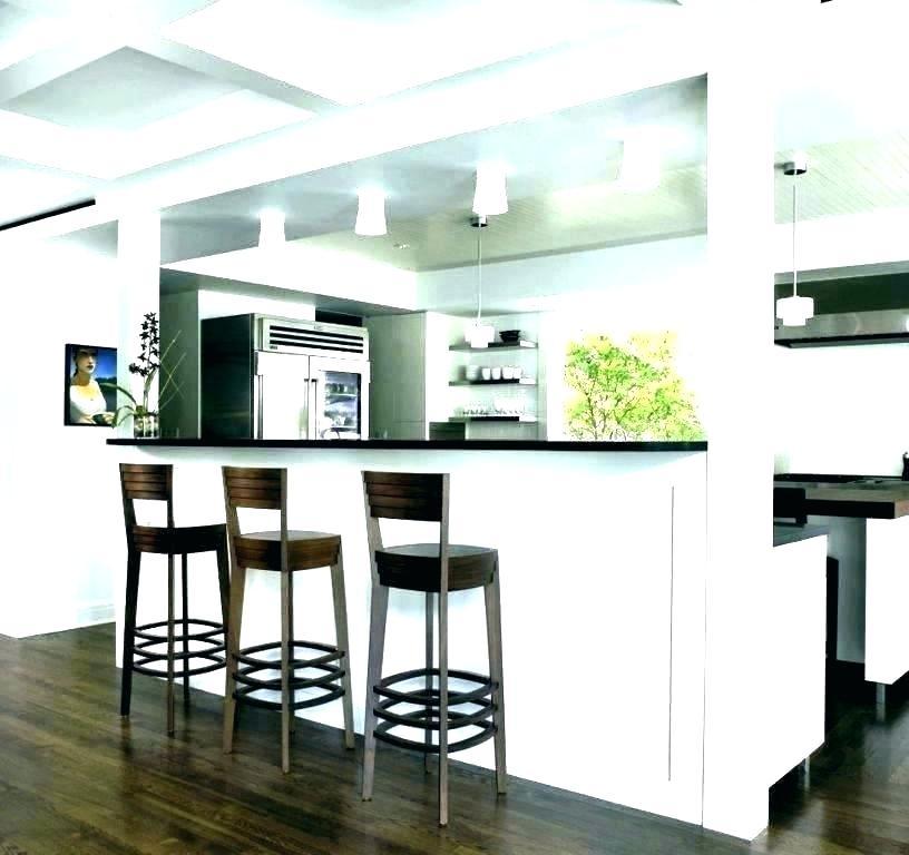 diy kitchen bar