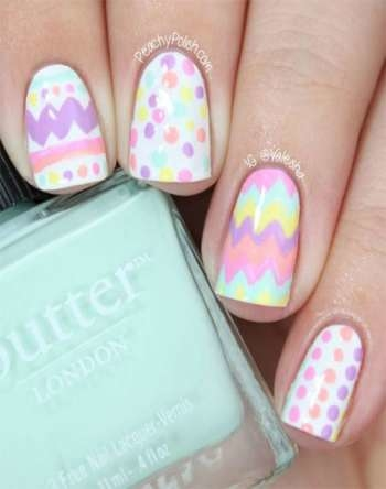 ideas winter nail designs or best winter nails for 2018 67 trending winter nail  designs 35