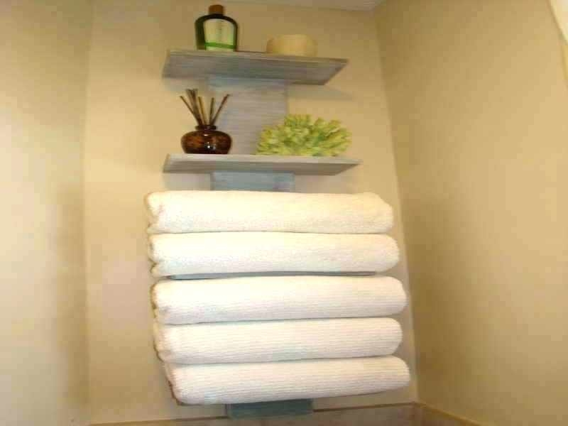 small bathroom storage ideas diy towel