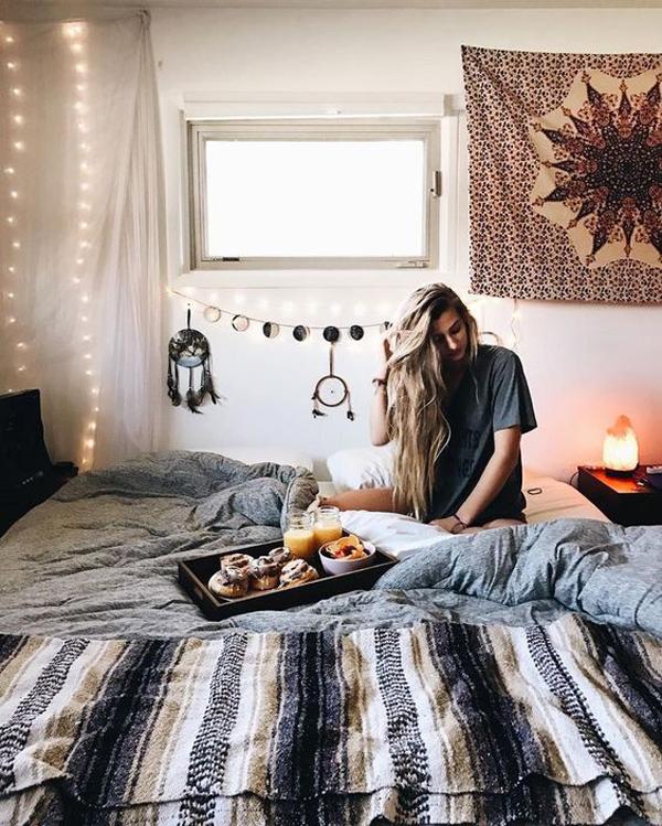 bohemian bedroom ideas for girls
