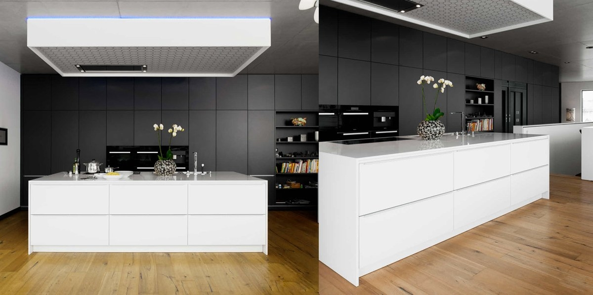 kitchen design in black and white modern black and white kitchens beautiful  favorable small black and