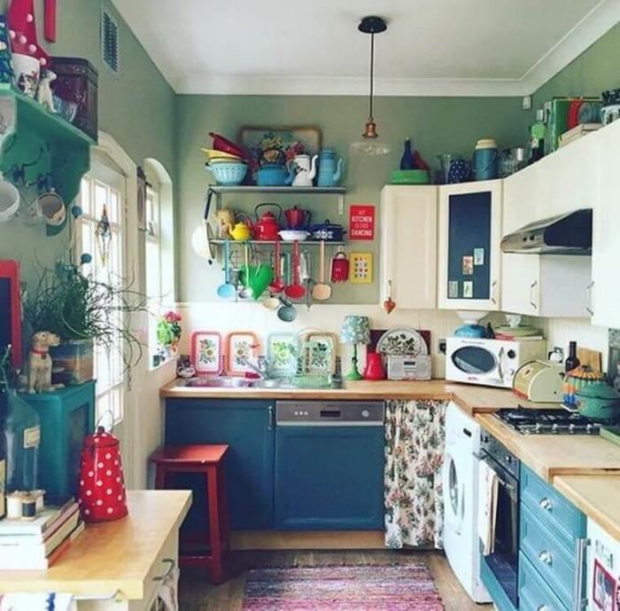 Sustainable Interior Ideas Thumbnail size Captivating Bohemian Chic Kitchen  Design Ideas Ideas Rilane Bathroom Hara Boho