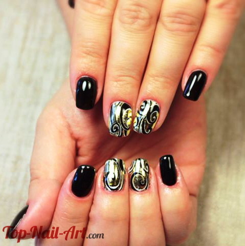 black and red nail designs red nail art for valentines day eclectic stories of that s