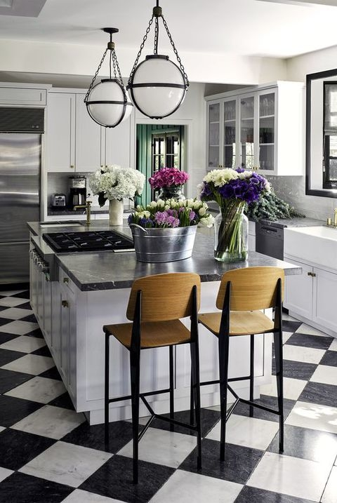 A kitchen remodel's level of finish in cabinets, countertops and appliances will affect its price