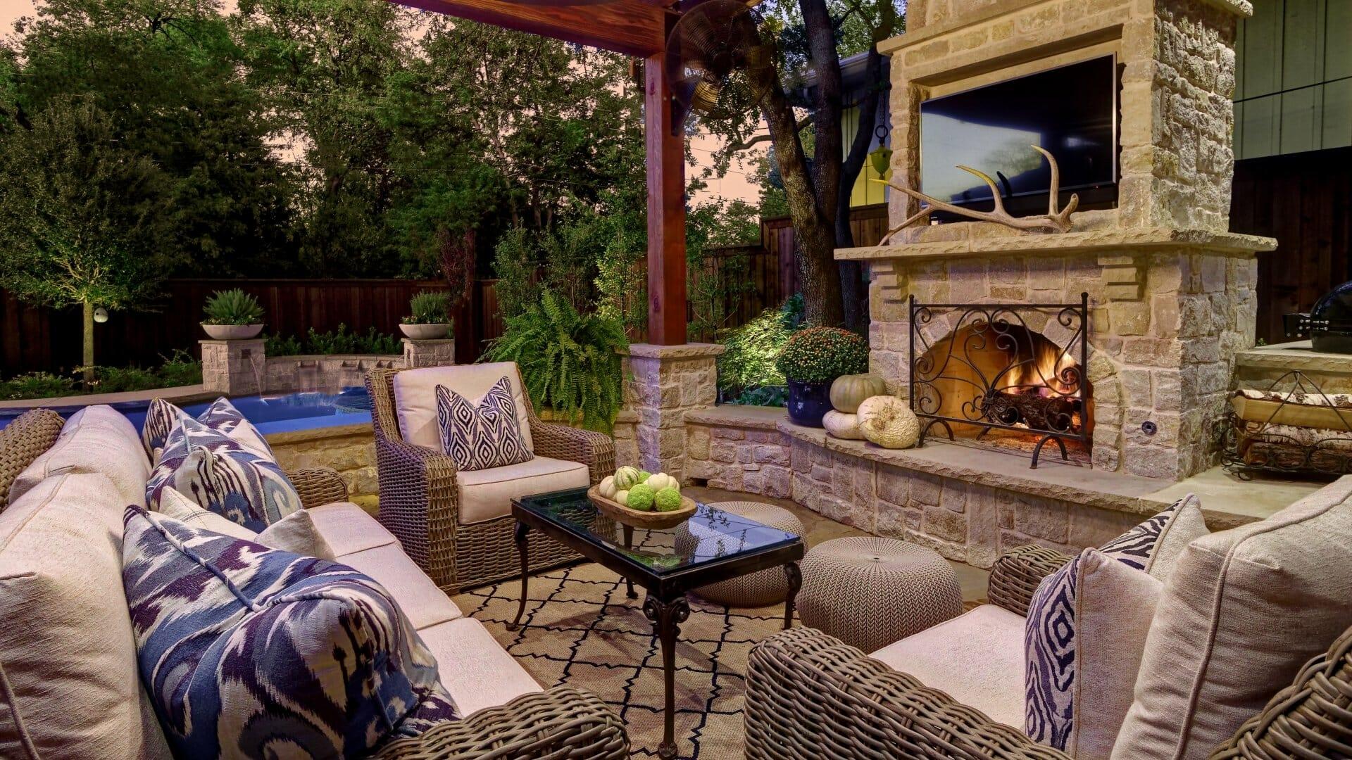 Frisco Outdoor Living Contractor