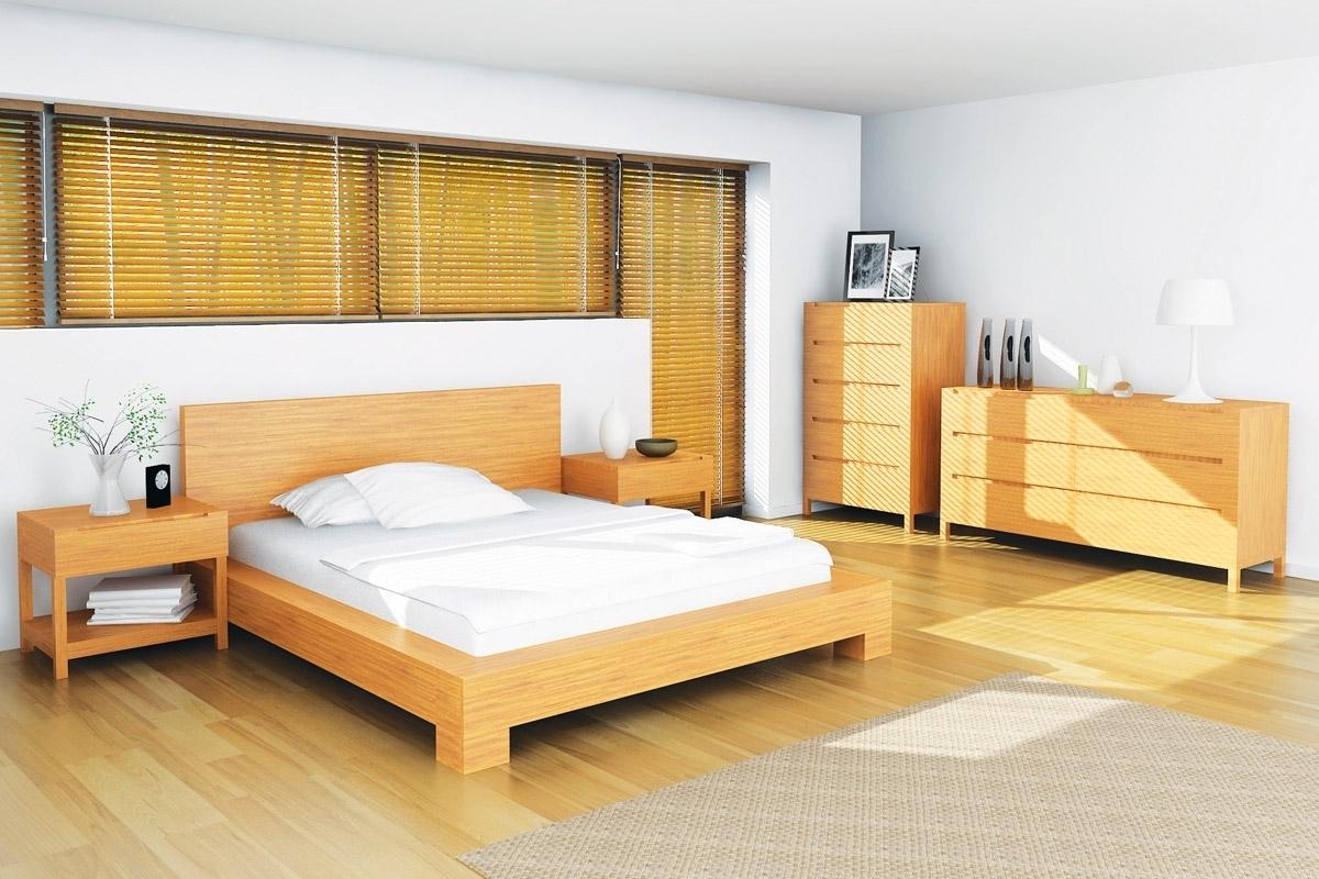 light cherry bedroom  furniture