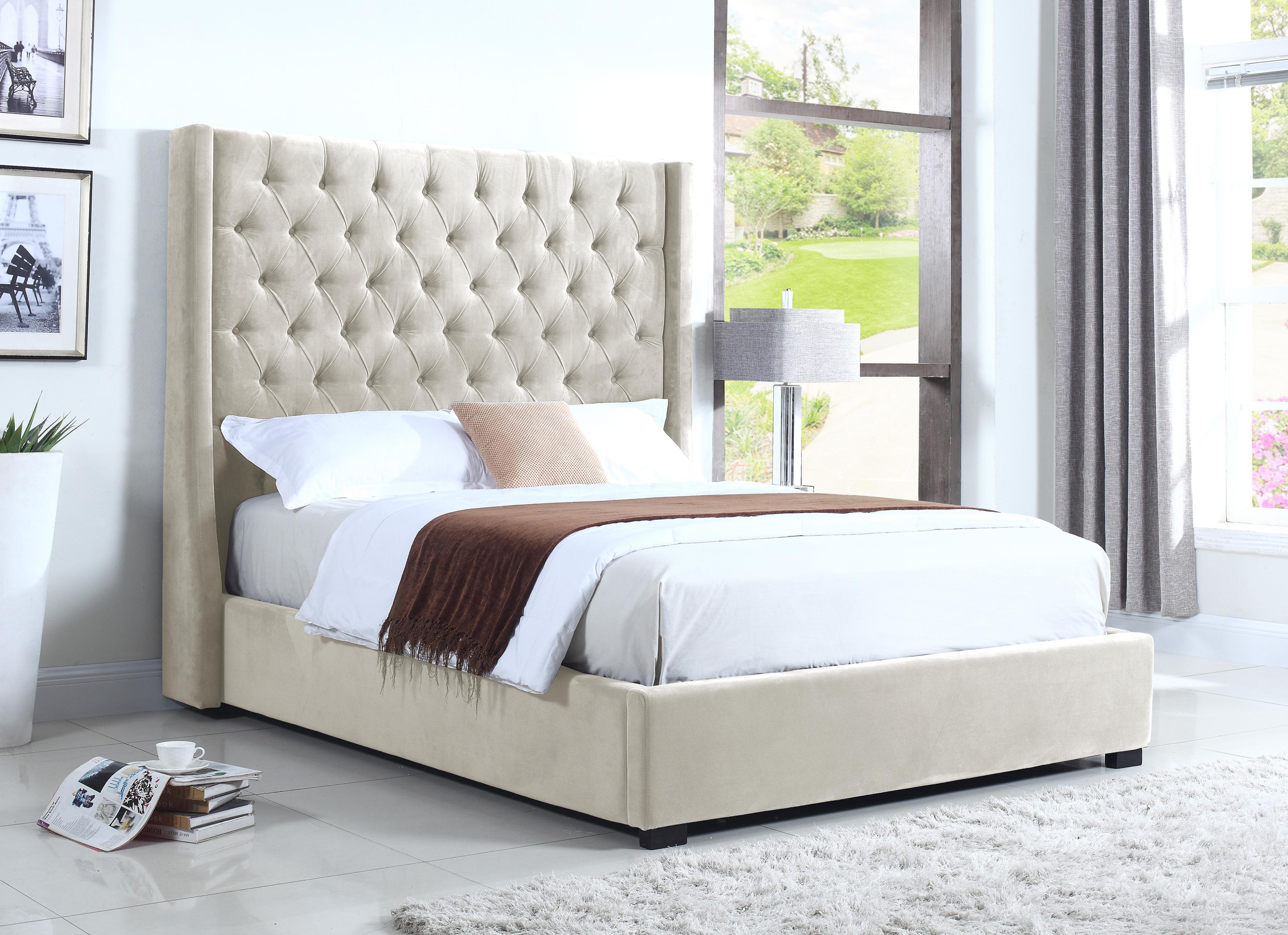 profile queen bed