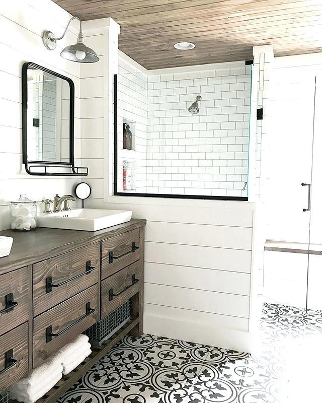 small farmhouse bathroom vanity modern farmhouse bathroom vanity ideas house a before small space