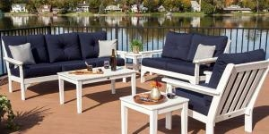 Created for Macy's; Furniture CLOSEOUT! Fiji Outdoor Collection, with Sunbrella® Cushions,