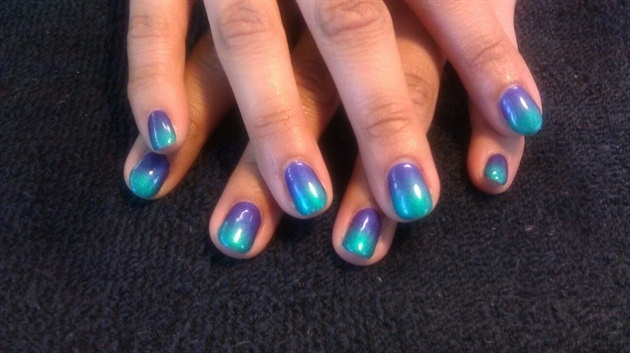 french fade nails best nail design designs gel