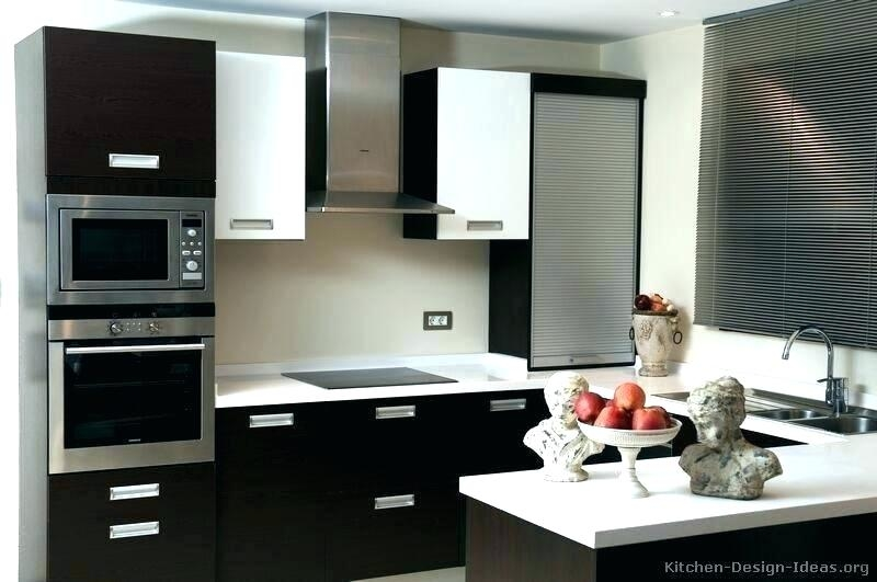 modern kitchen black and white black white modern kitchen with gray walls modern  kitchen cabinets black