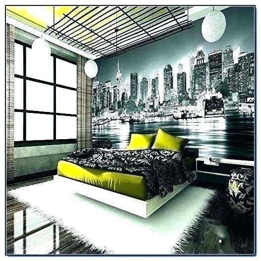 city themed bedroom