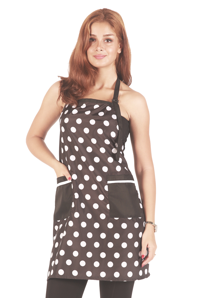 custom stylist bib aprons