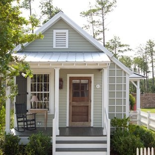 Exterior design ideas for small houses are important in the way to create  the great looks of the house itself
