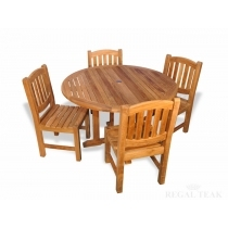 Anself Folding Reclining Garden Chairs Patio Furniture Set Teak Set of 2  55x60x89 cm: Amazon