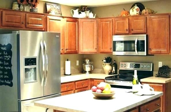 christmas decorating ideas for above kitchen cupboards top of cabinet decor cabinets charmin