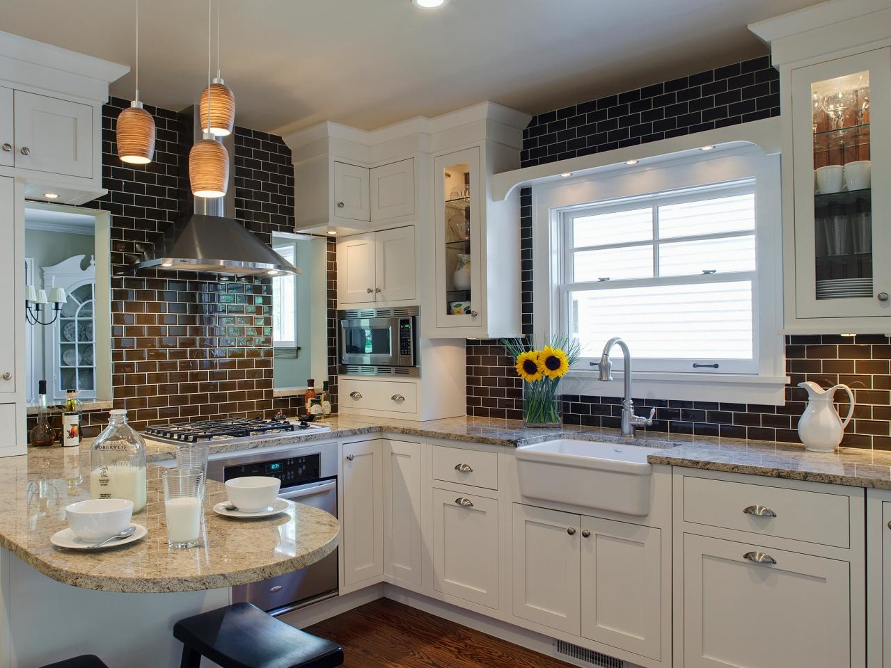 Stunning kitchen backsplash ideas