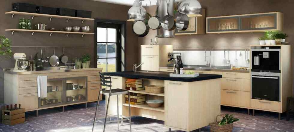 Kitchens use so much energy! Seek out greener, eco kitchen design