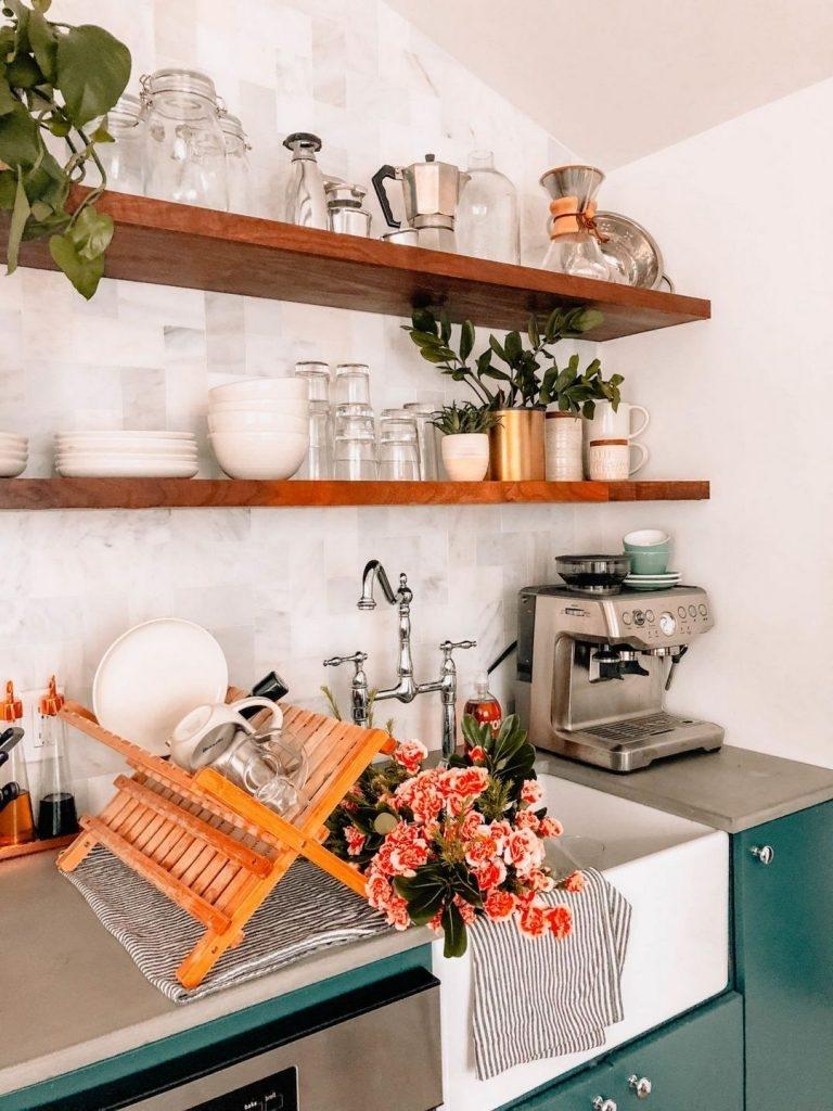 [Kitchen Design Ideas] Vintage Boho Modern Kitchen