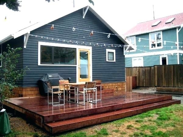 decks ideas for backyards