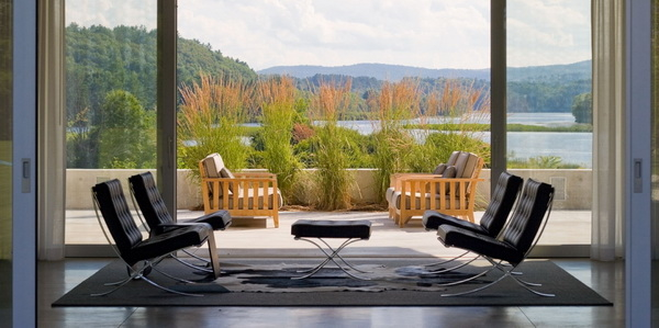 Gorgeous Outdoor Living Space With The Creative Design : Chairs Sets Outdoor Living Space