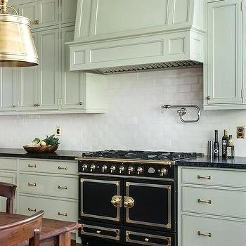 Green Color Kitchen Designs Innovative Endearing Backsplashes Contemporary