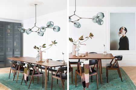 A chandelier adds ambiance, style and of course, general lighting to a room,  but selecting the right chandelier can be tricky