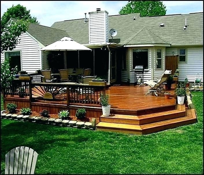 creative deck design