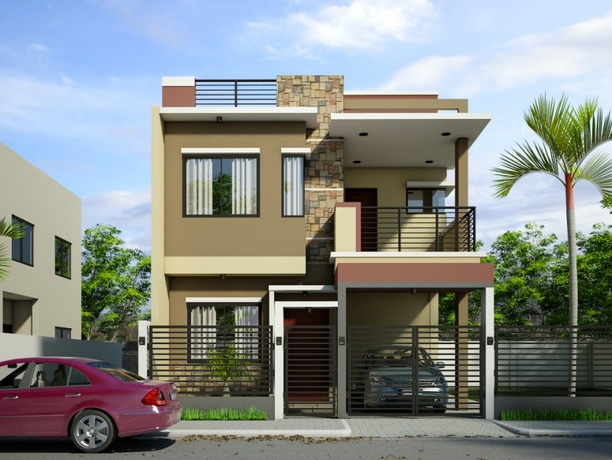 modern 2 storey house designs philippines two storey house design two story  houses designs modern beautiful