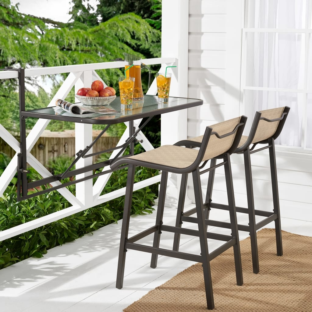 Garden Oasis Patio Furniture Grandview Piece Dining Set Glass Table  ab596e545a69b898a76b3737ee4d13a3