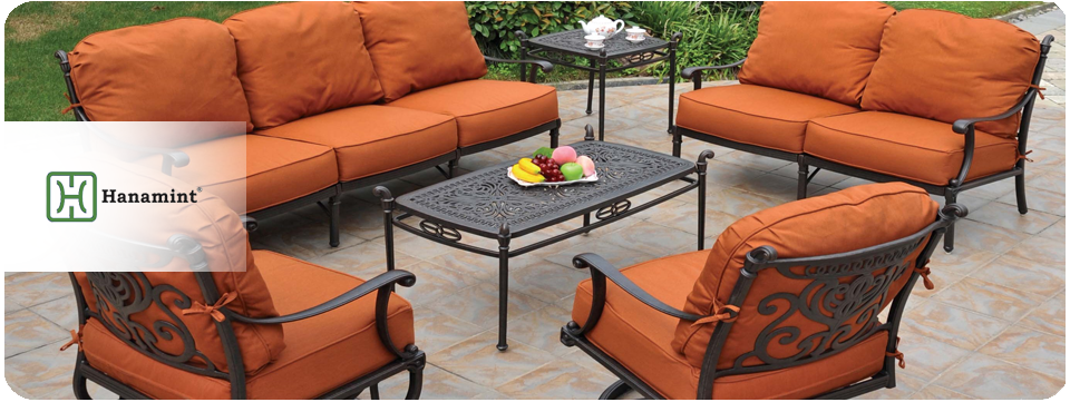 The goal is to create a comfortable and stylish outdoor living space that  you and your family won't want to leave