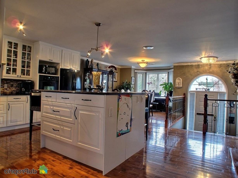 split level kitchen designs