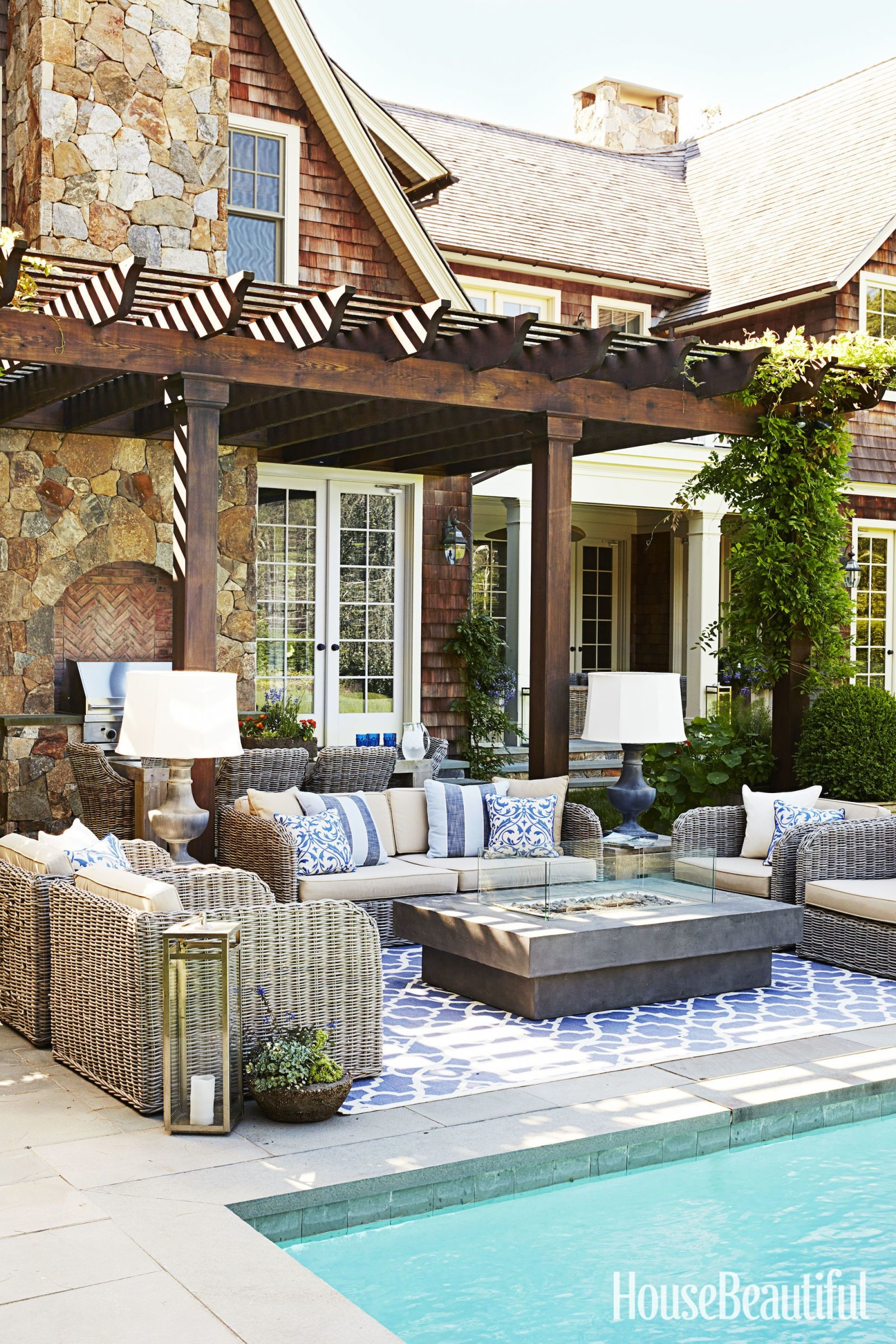 you with a complete outdoor living space
