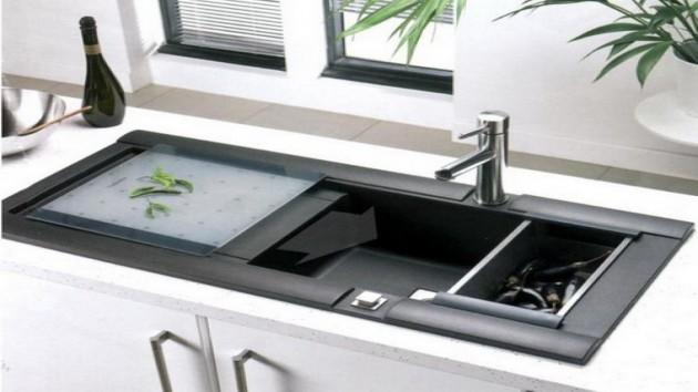 cool kitchen sink