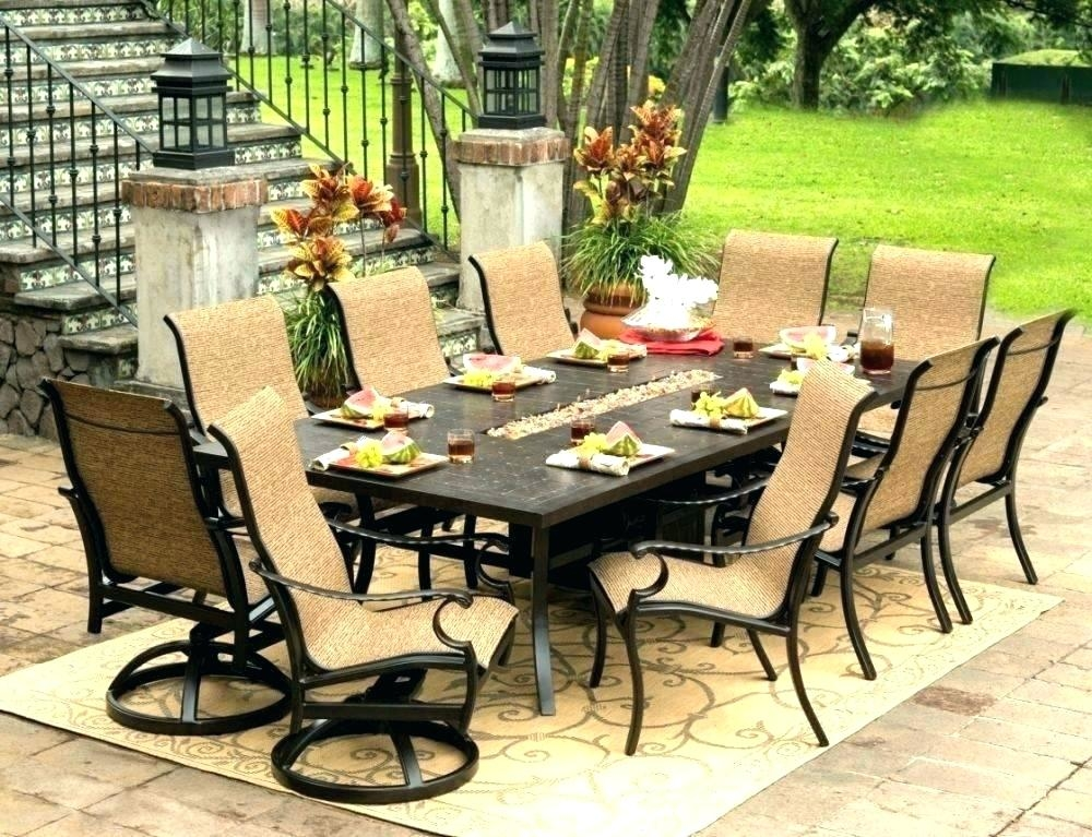 square patio table for 8 picture of 8 person outdoor dining table square  table design 8