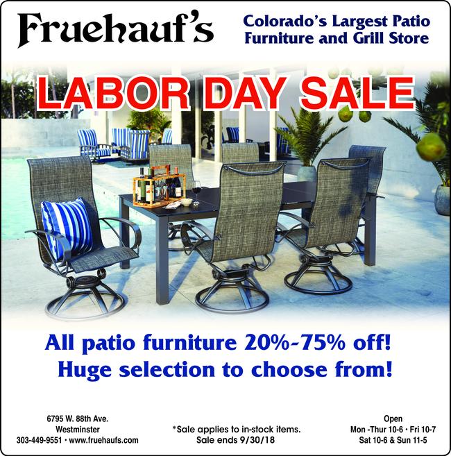 Fruehauf's Patio & Boutique