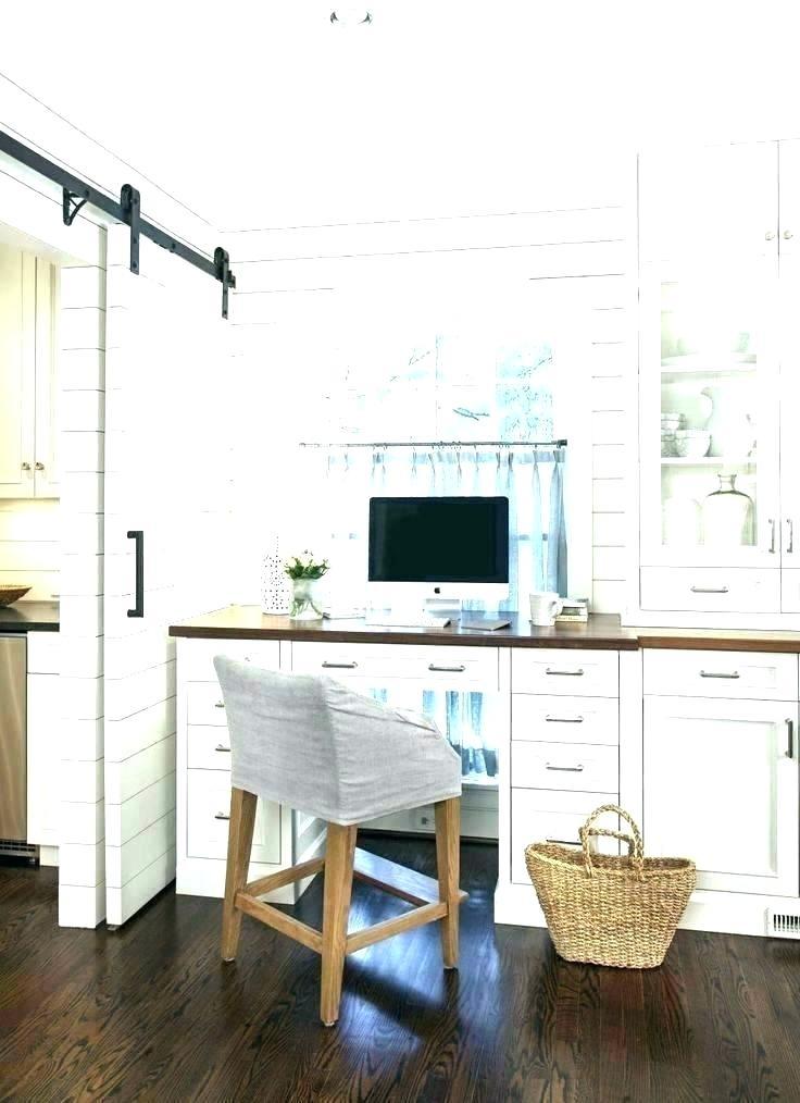kitchen  office nook ideas