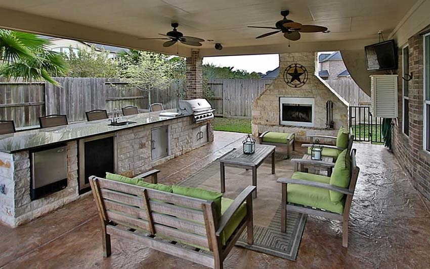 outdoor kitchen ideas small outdoor kitchens