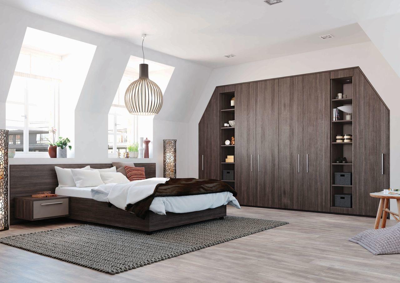 Denver 3 Piece Bedroom Set (Grey Only)