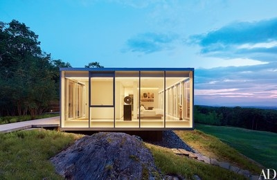 Nice High End Modern Glass House Exterior Designs That Can Be