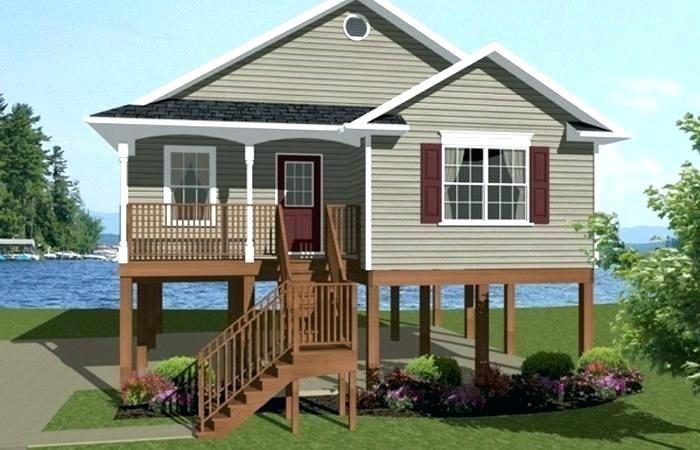 Elevated House Plans Charleston Sc Modern Home Designs Coastal Piling